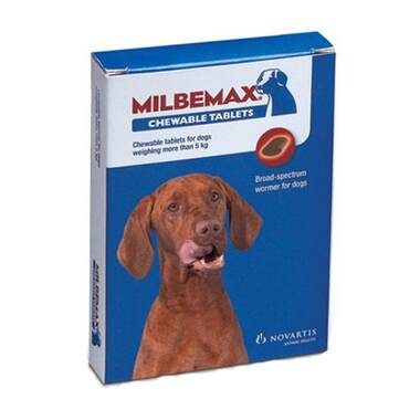 Milbemax Chewy Tabs...