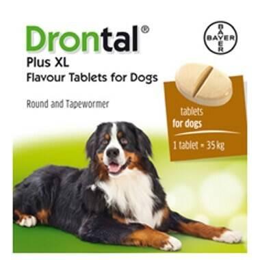 Drontal Plus XL...