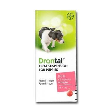 Drontal Puppy...