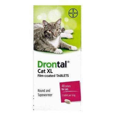 Drontal Cat XL...