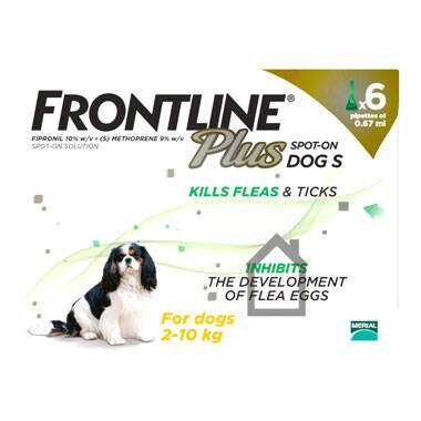 NEW Frontline Plus...
