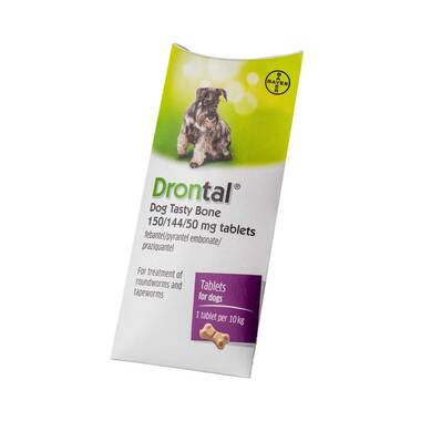 Drontal Dog Tasty...