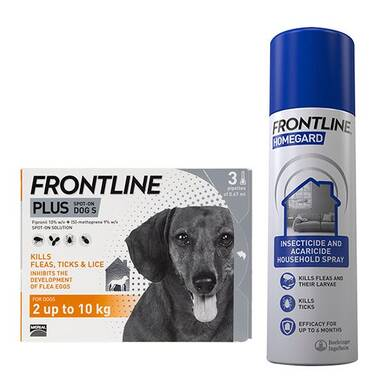 Frontline Plus For...