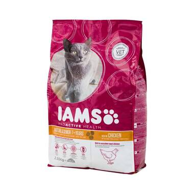 Iams Cat Senior and...