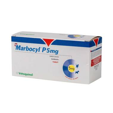 Marbocyl P Tablets...