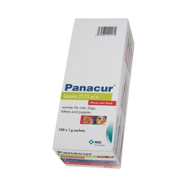 Panacur Granules for...